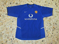 Maillot shirt jersey trikot MANCHESTER UNITED MU  away 2002-2003  Nike