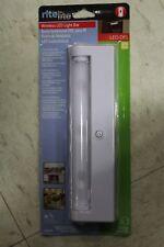 NEW LPL640W Rite Lite 8.62in LED Strip Light 50 lumens Battery Powered White