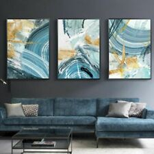 Wall Canvas Painting Poster Print Picture Modern Abstract For Living Room Decor
