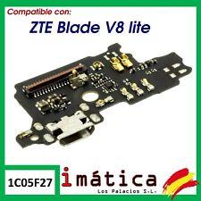 FLEX DE CARGA PARA ZTE BLADE V8 LITE PLACA MICRO USB MICROFONO CONECTOR PIEZA