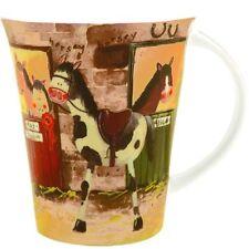 Alex Clark Fine Bone China Flirt Mug - Horses - Ponies - Alice's Stable