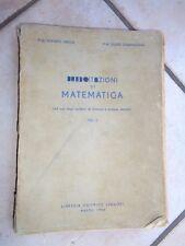 ESERCITAZIONI DI MATEMATICA Vol 1 Donato Greco guido Stampacchia Liguori di per