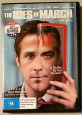 The Ides Of March (Ryan Gosling & Geroge Clooney) in GREAT condition (Region 4)