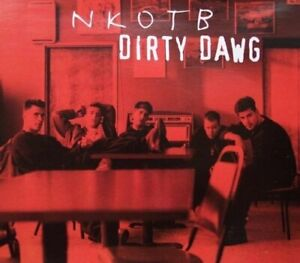 New Kids on the Block Dirty dawg (1994)  [Maxi-CD]