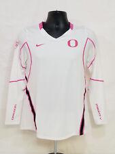 Oregon DUCKS TEAM ISSUED Women's VOLLEYBALL JERSEY Shirt PAC 12 Top  WOMEN'S L T
