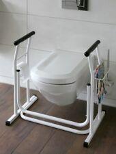 WC-Aufstehhilfe B-Ware inkl.  Toilettenpapierhalter und Zeitungshalter