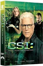 CSI LAS VEGAS  - COMPLETE FINAL SEASON 15 -  DVD - REGION 1 - Sealed C.S.I.