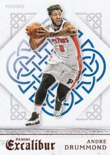 ANDRE DRUMMOND 2015-16 Panini Excalibur Basketball cartes à collectionner, #68