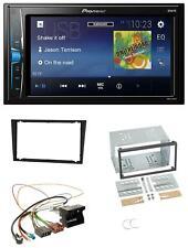Pioneer 2DIN MP3 USB AUX Autoradio für Opel Corsa C Signum Vectra B ab 2005 char