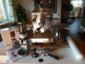 Fiorenzato Bricoletta Espressomaschine. Absoluter hinkucker. Festanschluß.