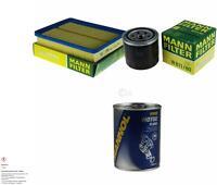 Original MANN-Filter Inspektionspaket Set SCT Motor Flush Motorspülung 11573619