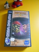 "--*-  WARCRAFT II  "" DarK SaGa ""  ~*~ B.BOX  cOmplet  pOur SEGA SATURN --_--"