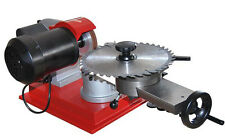 220V  Saw Blade Round Carbide Grinder Mill Sharpener + one Extra Grinding Wheel