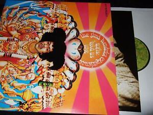 THE JIMI HENDRIX EXPERIENCE : AXIS BOLD AS LOVE LP 2015 SONY EU