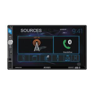"Jensen CMR2720 7"" Digital Media Receiver with Built-In Bluetooth"