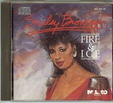 Shirley Brown - Fire & Ice - CD - New