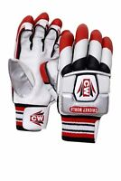 SKIPPER Cricket Batting Gloves Men's Right Hand Players Grade Fre Fast Delivery