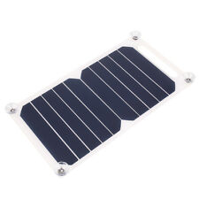 5V Solar Power Panel Charger USB For Mobile Smart Phone iPhone Samsung