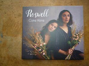 ROSWEL: Coming Home: 2020 Clean CD: 6 trks UK