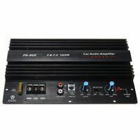 12V 1000W Mono Auto Audio Energia Amplificatore Potente Basso subwoofer Amp F8O1