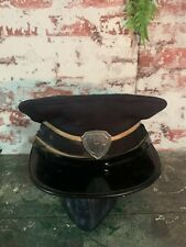 Cfa Antique Firefighters Hat Parade Hat Fire Fighter