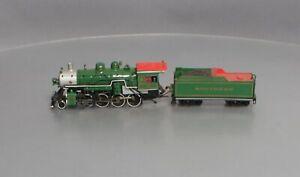Bachmann 11413 HO Southern Baldwin 2-8-0 Steam Locomotive & Tender #722 EX