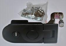 A9530-0600: Push Button Compression Latch/Lock - New - Horsebox/Truck/Trailer