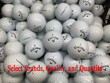 AAA - AAAAA Mint Condition Used Golf Balls Assorted Brands