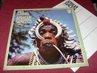 David Fanshawe:  African Sanctus   orig EX 1975 Philips  LP + insert