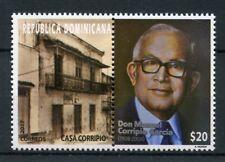 Dominican Republic 2017 MNH Manuel Corripio Garcia 1v Set Architecture Stamps