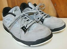 Nike Jordan Flight 23 RST Low 525512-004 ~ Men's Size 11 ~ Gray and Black ~ 2012