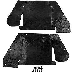 1965-1968 Ford 2 dr 4 dr Splash Apron / A-Arm Dust Shield Filler