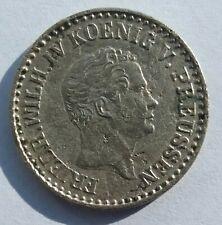 - 1846 Niemcy Germany Prussia Silver 1 Groschen grosz prusy
