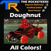 [PC] Rocket League Every Painted Doughnut Very Rare Wheels Spring Fever