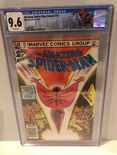 Amazing Spider Man Annual #16 CGC 9.6 NewsS 1st New Cap.Marv. Monica Rambeau WP