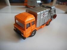Corgi Revopak refuse collector in Orange/Grey