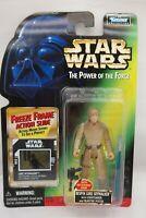 Star Wars Bespin Luke Skywalker Action Figure Freeze Frame Action Slide  TY