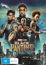 BLACK PANTHER 2018 : NEW Marvel DVD