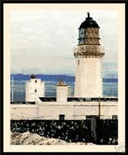 Dunnet Head Lighthouse, Cross Stitch Kit