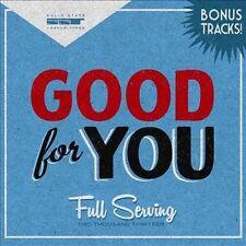GOOD FOR YOU Full Serving 3 CDs 2013 SST black flag greg ginn mike vallely punk