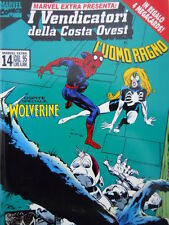 Marvel Extra: I Vendicatori della Costa Ovest n°14 1995 ed. Marvel Italia[G.191]