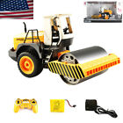 1:20 Remote Control Truck RC Road Roller Tractor 8 Channel Heavy Pressure Bucket