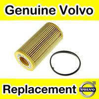 Genuine Volvo XC60, XC70 (10-) (D3/D4/D5 Diesel) Oil Filter