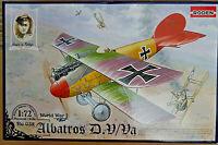 Albatros D.V/Va Fighter - Roden Kit 1:72 Ro 032 - Serie World War I
