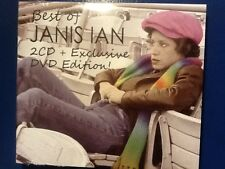 JANIS. IAN.      BEST. OF.    TWO. CDS. PLUS.  EXCLUSIVE. DVD. EDITION.