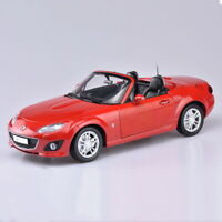 1/18 Scale Mazda MX-5 MX 5 Roadster Diecast Car Model Toy Collection Gift