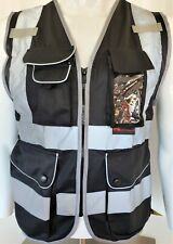 Fx High Visibility Reflective Safety Vest With Id Pocketsmall 2xl