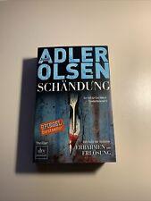 Adler-Olsen - Schändung