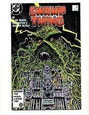Swamp Thing #52 Alan Moore Dc 1986