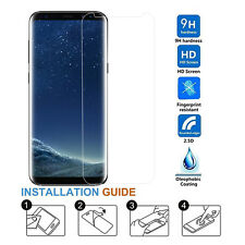 2pcs/Lot Tempered Glass Film Screen Protective Protector for Samsung Galaxy S8